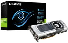 GigaByte GV-NTITAN-6GD-B Graphics Card